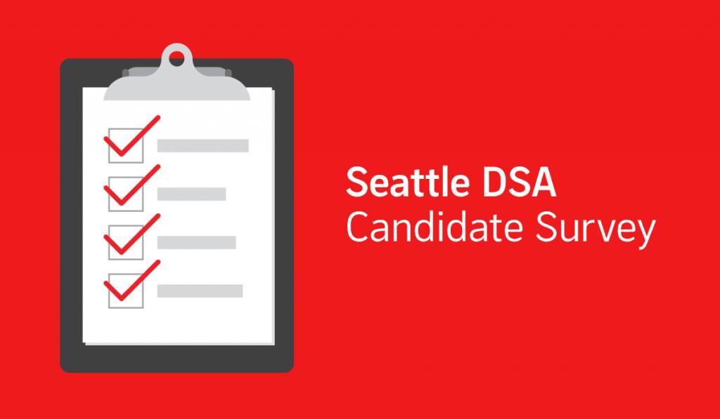 SDSA Candidate Survey