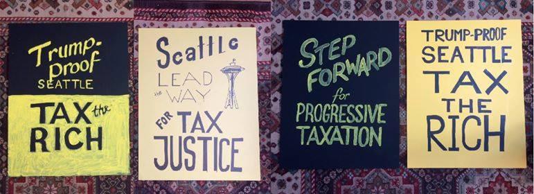 Seattle DSA's 2017 Year in Review - Seattle Democratic