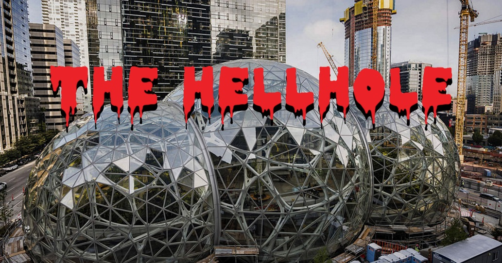 The Amazon Spehere Hellhole