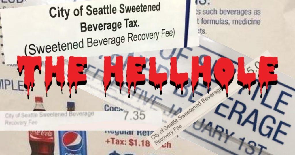 Soda Tax Hellhole