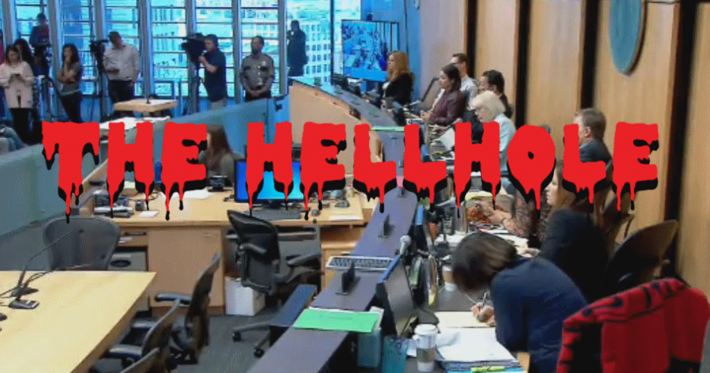 City Council of the Hellhole