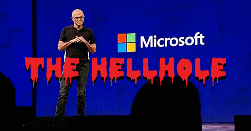 Microsoft CEO Hellhole