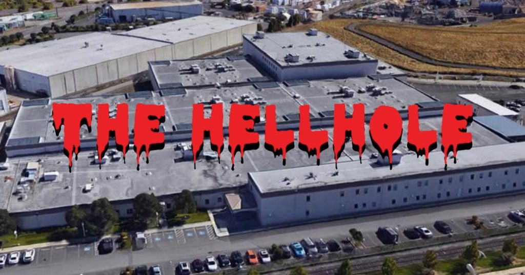 Northwest Detention Center Hellhole