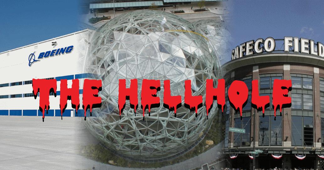 Boeing Amazon Mariners Hellhole