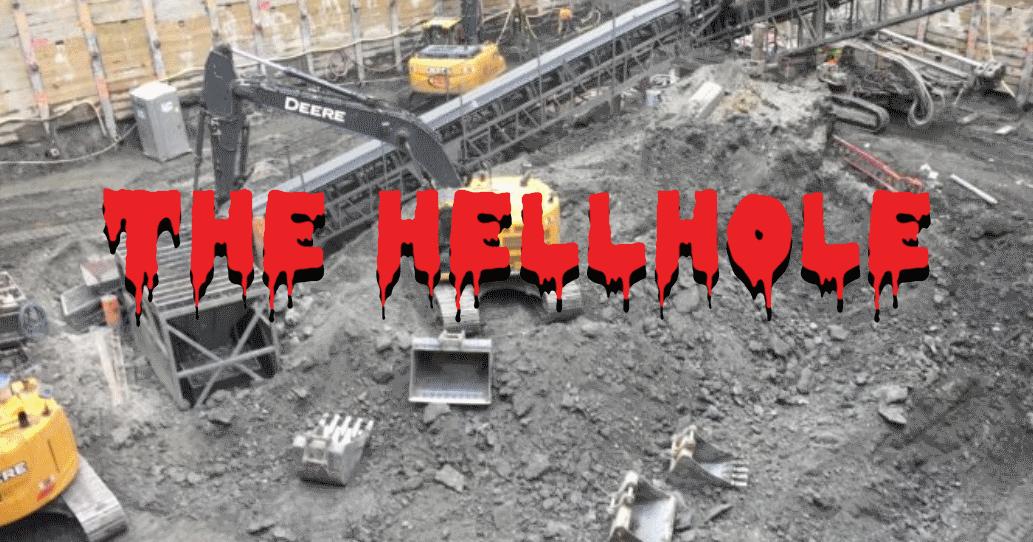 A construction hellhole