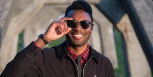 Shaun Scott in Sunglasses
